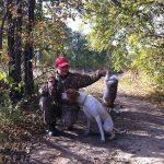 Осення охота спойнтерром Украина Днепр 2016